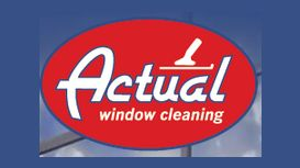 The Actual Window Cleaning